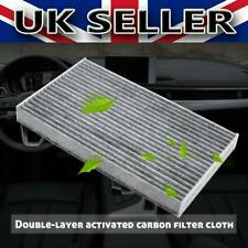 For Nissan Juke F15 Leaf Sentra B17 Activated Carbon Pollen Cabin Aircon Filter