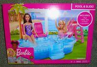 Rare Barbie Glam Pool Mattel NEW IN BOX Barbie Dream House Furniture NIB HTF