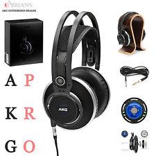 AKG K812 PRO Open-Back Superior Headphones. U.S. Authorized Dealer (Open Box)