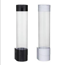 More details for uk seller fast p&p paper plastic 7oz cup dispenser/ cup holder w bracket /magnet