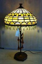 Tiffany*Lampe*Tischlampe*Leselampe*Lamp*Tiffanylampe*Nachttischlampe*Diele*