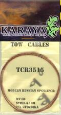Karaya Models 1/35 METAL TOW CABLES Modern Russian SPGs & APCs