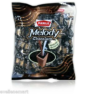 Melody  Parle Chocolate  Chocolaty Melody  391 Gm Pack  Candy
