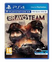 Bravo Team PSVR Sony Playstation 4 PS4 Game