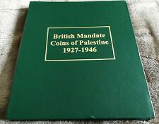 More details for british mandate coins of palestine collection (full set, all 59 coins!)