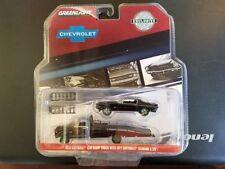 Greenlight 1:64 1970 Chevrolet C30 Ramp Truck w 1971 Camaro Z/28 29935 Chase Car