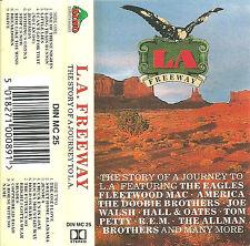 Various LA Freeway CASSETTE ALBUM EAGLES REM MAC DOOBIE CARS Soft Rock Pop Rock