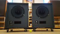 Altec Lansing 612C Studio Monitors