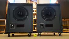 Altec Lansing 604-8G Studio Monitors 612C