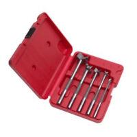 "Milwaukee 49-22-8002 5 Pc Pathfinder Drill Bit Set, Includes 1-1/4"" Bit"