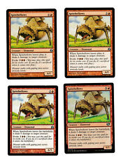 4x Spitebellows EX Morningtide Commander Mtg Magic EDH 4x x4