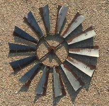 60 Inch Rustic Windmill