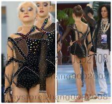 Women/Girls' Rhythmic Gymnastics Leotard.Acrobatic Gymnastic Tap Baton Leotard