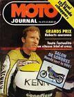 MOTO JOURNAL 375 Essai HONDA CM 125 T KAWASAKI Z1000 Z 1000 ST GP été 1978