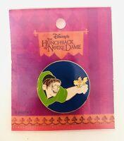 Vtg Disney Hunchback Of Notre Dame Quasimodo 3D Pin