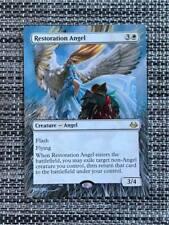 Restoration Angel MTG Magic Modern Masters Hand Painted Altered Full Art Tentz