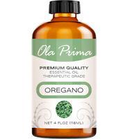 Oregano Essential Oil - Multiple Sizes - 100% Pure - Amber Bottle