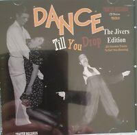 DANCE TILL YOU DROP THE JIVERS EDITION..  20 Jive Track CD Album Various Artists