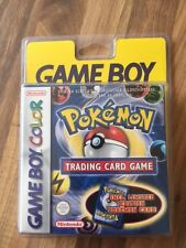 GBC:    POKEMON TRADING CARD     NEUF/NEW-    Game Boy Color    PAL EUR