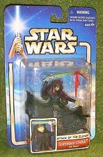Star Wars Saga cardadas Ahsoka Ataque De Los Clones Luminara Unduli Jedi Master