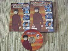 DVD SERIE ANIME CAMPEONES OLIVER Y BENJI CAPTAIN TSUBASA Nº 13 USADA  BUEN ESTAD