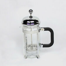 600ml Stainless Steel Glass Tea Coffee Cup french Plunger Press Maker HJ223B