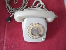 Rarität DFG Marburg TELEFONAPPARAT 6121-2 geprüft,VOL FUNKTIONSFÄHIG,TOP Zustand