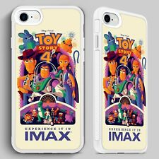 Toy Story 4 Disney Pixar Movie Art QUALITY PHONE CASE COVER for iPHONE 6 7 8 X