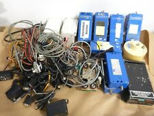 Misc Lot Of Surveying Equipment - Topcon Leica Trimble Cables + Pacific Crest