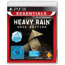 Heavy Rain (Essentials) PS3 Playstation 3 NEUF + EMBALLAGE ORIGINAL