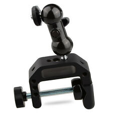 US CAMVATE C-Clamp Clip Desktop Mount Holder For DSLR Camera Light monitor