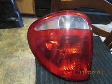 2003 Dodge Grand Caravan Left side taillight