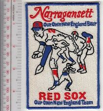 Beer Baseball Boston Red Sox & Narragansett Beer AL Our Own New England Team Pro