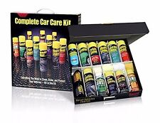 Car Care Kit Professional Stoner Complete Ultimate Auto Detailing Waxing Protect