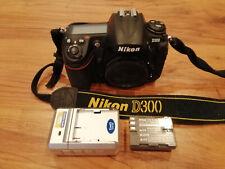 Nikon D300 12.3MP Digital SLR Camera Body - Only 5625 Shutter Counts