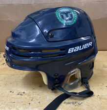 Bauer Bhh4500S Size X-Small Certified Ice Hockey Hampton Roads Whalers Helmet