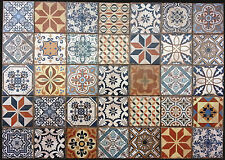 Vintage-look-Patchwork-effect-ESPANA-antique-style-tiles