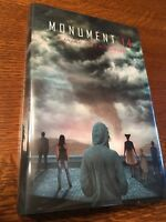 Monument 14 by Emmy Laybourne      +Sky on Fire+ Savage Drift ARC   All Signed