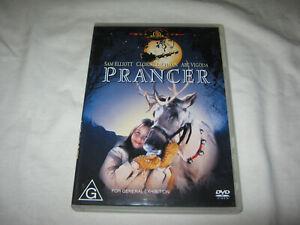 Prancer - Sam Elliott - DVD - R4