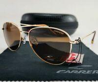 2019 New Aviator Men&Women Retro Sunglasses Unisex Metal Frame Carrera Glasses