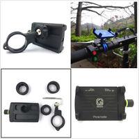 Adjustable Aluminum Motorcycle Bicycle MTB Handlebar GPS Cell Phone Mount Holder