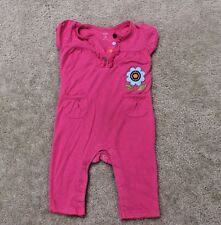 Carters Baby Girl Clothes 18 month Pink Jumpsuits One Piece