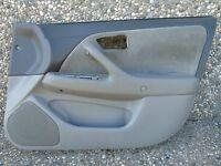 97 98 99 00 01 Toyota Camry Right Front Door Panel Gray Power  #S-TOP-1