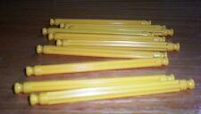 K'Nex Standard Yellow Rod 3.25 Lot of 10 New