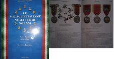 Catalogo sulle medaglie italiane dell'800 risorgimento di A. Brambilla