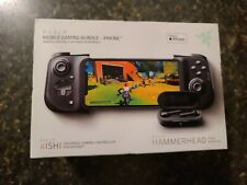 RAZER Kishi Gaming Controller Hammerhead Earbuds Mobile Gaming Bundle iPhone