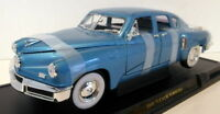 Lucky Diecast 1/18 Scale 92268 1948 Tucker Torpedo metallic blue