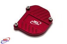 HONDA TRX 250 300 400 450 R X EX CNC ALUMINIUM THROTTLE COVER RED