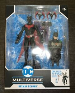 DC Multiverse McFarlane BATMAN BEYOND Target Exclusive NEW! - Free Shipping!