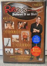The Best of Ripley's Believe It Or Not (DVD, 2003) RARE BRAND NEW